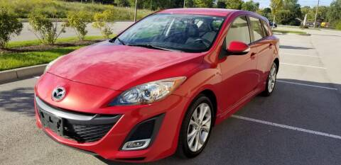 2010 Mazda MAZDA3 for sale at Derby City Automotive in Louisville KY