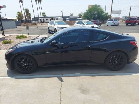 2013 Hyundai Genesis Coupe for sale at Century Auto Sales in Apache Junction AZ