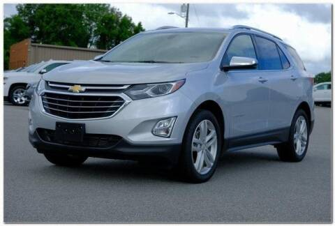 2019 Chevrolet Equinox for sale at WHITE MOTORS INC in Roanoke Rapids NC