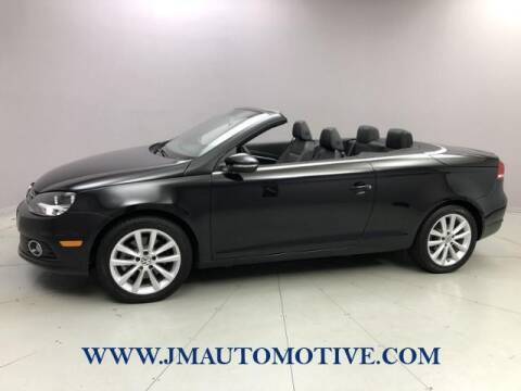 2015 Volkswagen Eos for sale at J & M Automotive in Naugatuck CT