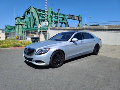 2014 Mercedes-Benz S-Class for sale at Imports Auto Sales & Service in San Leandro CA