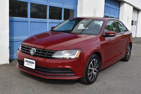 2018 Volkswagen Jetta for sale at IdealCarsUSA.com in East Windsor NJ