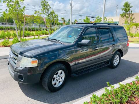 2007 Ford Expedition for sale at LA Motors Miami in Miami FL