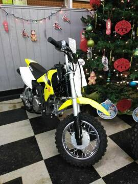 2020 Suzuki DRZ50 for sale at Irv Thomas Honda Suzuki Polaris in Corpus Christi TX