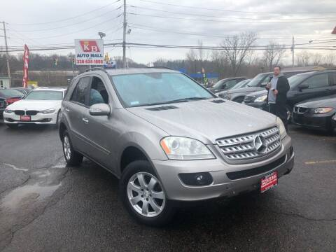 2006 Mercedes-Benz M-Class for sale at KB Auto Mall LLC in Akron OH
