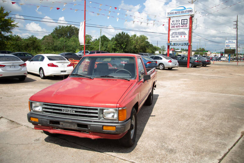 1988 Toyota Pickup for sale in Spring, TX