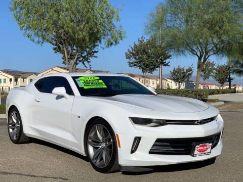 2016 Chevrolet Camaro for sale at Esquivel Auto Depot in Rialto CA