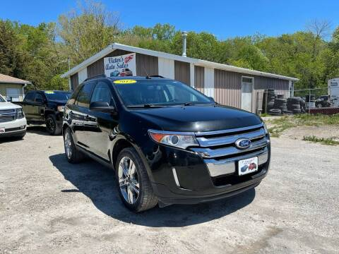 2012 Ford Edge for sale at Victor's Auto Sales Inc. in Indianola IA