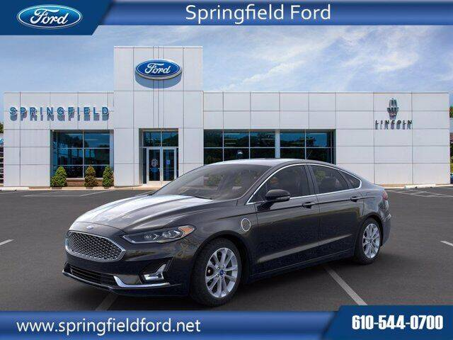 2020 Ford Fusion Energi for sale in Springfield, PA