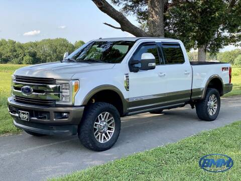 2017 Ford F-250 Super Duty for sale at B & M Motors, LLC in Tompkinsville KY