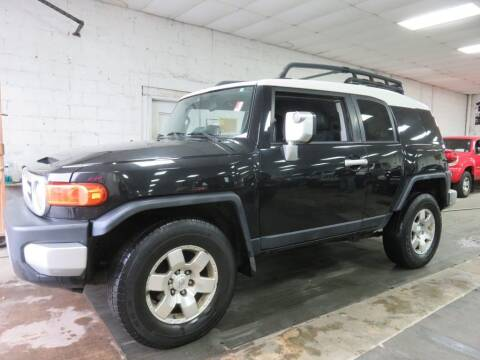 2008 Toyota FJ Cruiser for sale at US Auto in Pennsauken NJ