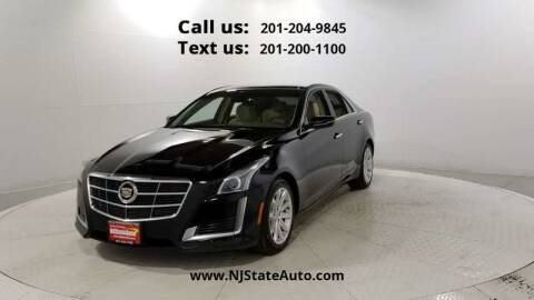 2014 Cadillac CTS for sale at NJ State Auto Used Cars in Jersey City NJ