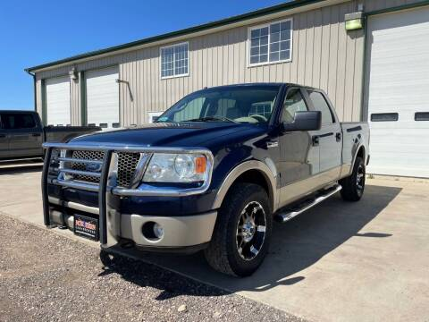 2008 Ford F-150 for sale at Northern Car Brokers in Belle Fourche SD
