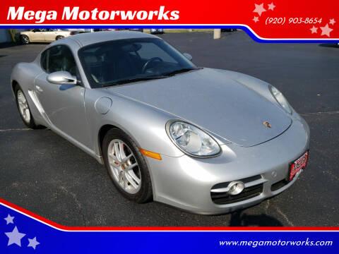 2007 Porsche Cayman for sale at Mega Motorworks in Appleton WI