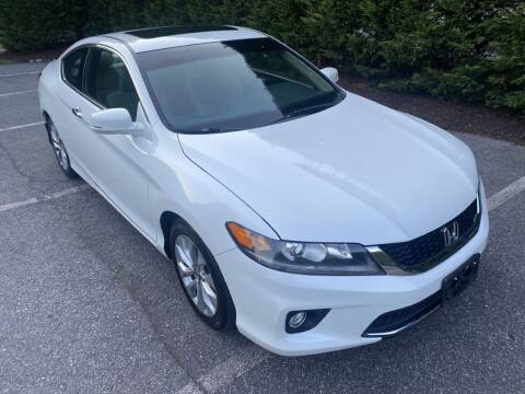 2013 Honda Accord for sale at Limitless Garage Inc. in Rockville MD