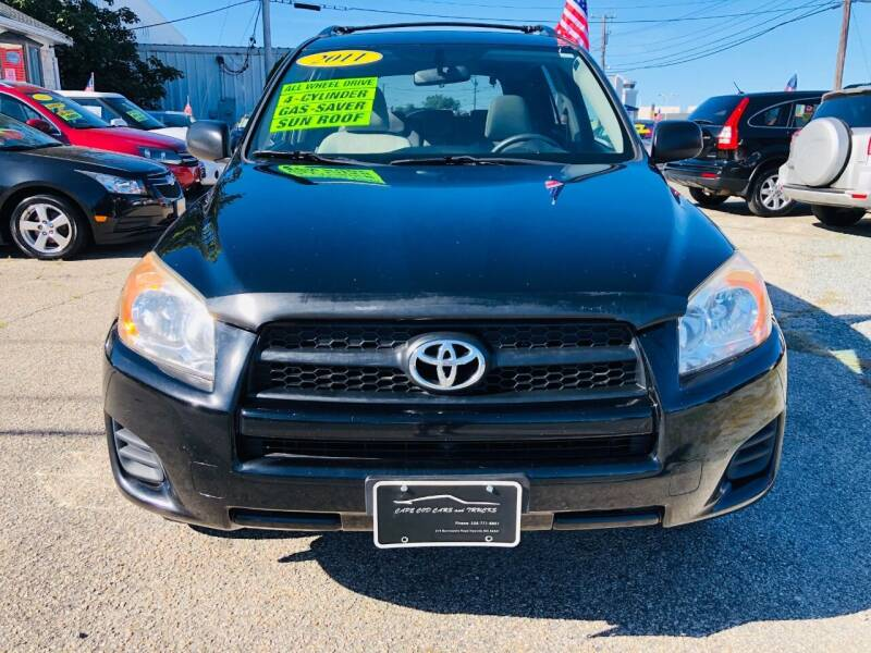 2011 Toyota RAV4 for sale at Cape Cod Cars & Trucks in Hyannis MA