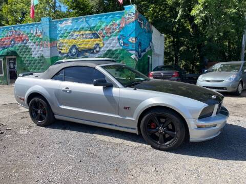 2006 Ford Mustang for sale at Showcase Motors in Pittsburgh PA