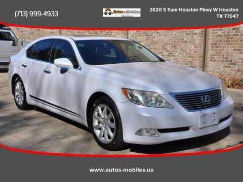 2008 Lexus LS 460 for sale at AUTOS-MOBILES in Houston TX