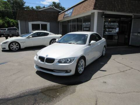 2011 BMW 3 Series for sale at Millbrook Auto Sales in Duxbury MA