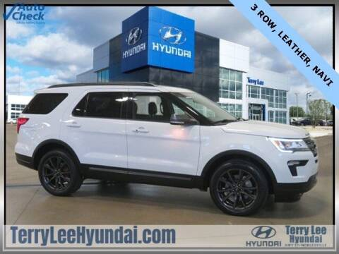 2019 Ford Explorer for sale at Terry Lee Hyundai in Noblesville IN