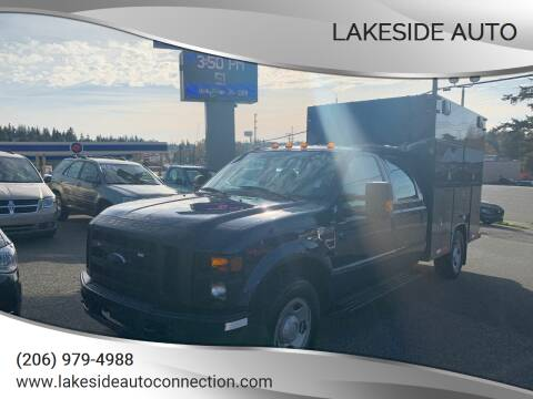 2008 Ford F-350 Super Duty for sale at Lakeside Auto in Lynnwood WA