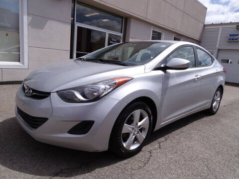 2013 Hyundai Elantra for sale at KING RICHARDS AUTO CENTER in East Providence RI