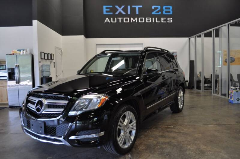 2013 Mercedes-Benz GLK for sale at Exit 28 Auto Center LLC in Cornelius NC