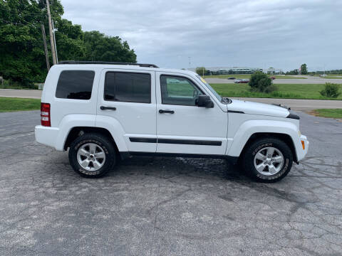 2012 Jeep Liberty for sale at Westview Motors in Hillsboro OH