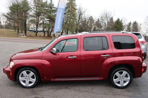 2008 Chevrolet HHR for sale at GEG Automotive in Gilbertsville PA