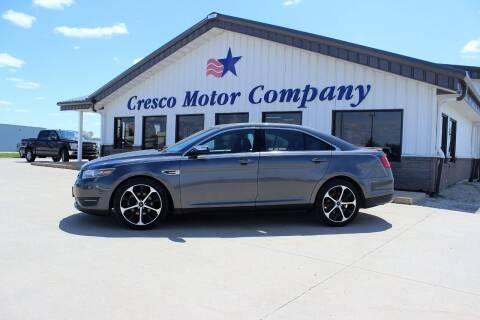 2015 Ford Taurus for sale at Cresco Motor Company in Cresco IA