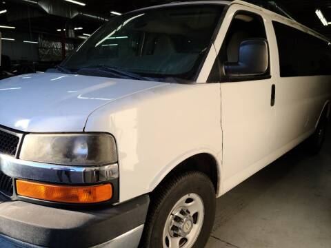 2011 Chevrolet Express Passenger for sale at Arizona Auto Resource in Tempe AZ