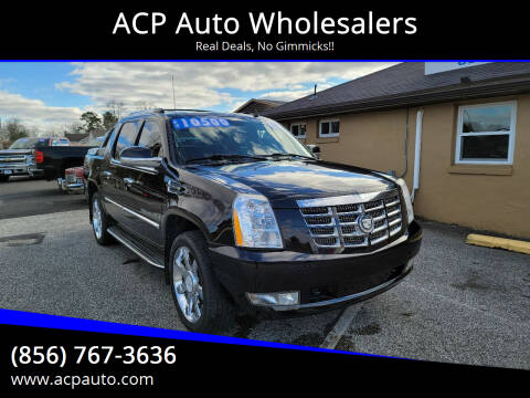 2008 Cadillac Escalade EXT for sale at ACP Auto Wholesalers in Berlin NJ