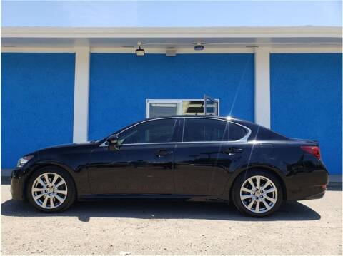 2013 Lexus GS 350 for sale at Khodas Cars in Gilroy CA