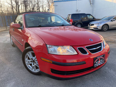 2005 Saab 9-3 for sale at JerseyMotorsInc.com in Teterboro NJ