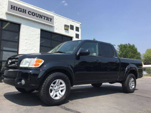2004 Toyota Tundra for sale at High Country Motor Co in Lindon UT