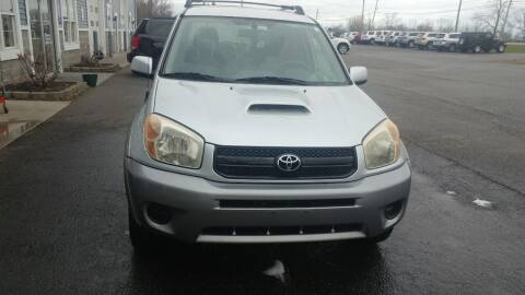 2004 Toyota RAV4 for sale at Pool Auto Sales Inc in Spencerport NY