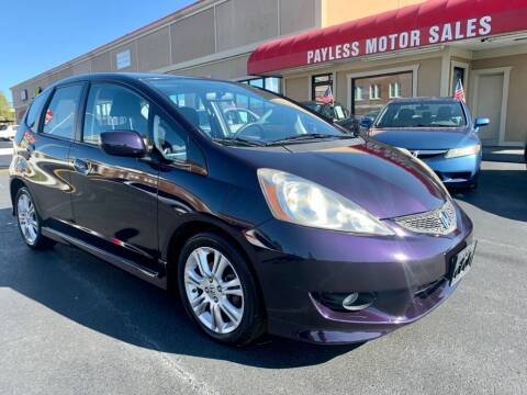 2009 Honda Fit for sale at Payless Motor Sales LLC in Burlington NC