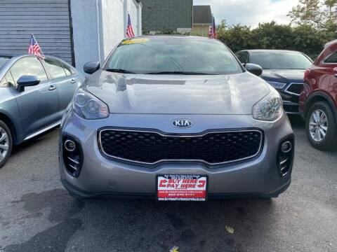 2018 Kia Sportage for sale at Buy Here Pay Here Auto Sales in Newark NJ