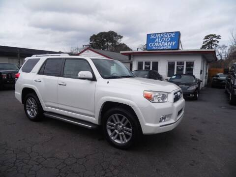 2011 Toyota 4Runner for sale at Surfside Auto Company in Norfolk VA