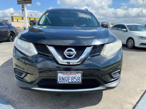 2016 Nissan Rogue for sale at Global Auto Group in Fontana CA