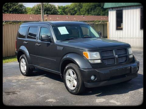 2011 Dodge Nitro for sale at ASTRO MOTORS in Houston TX