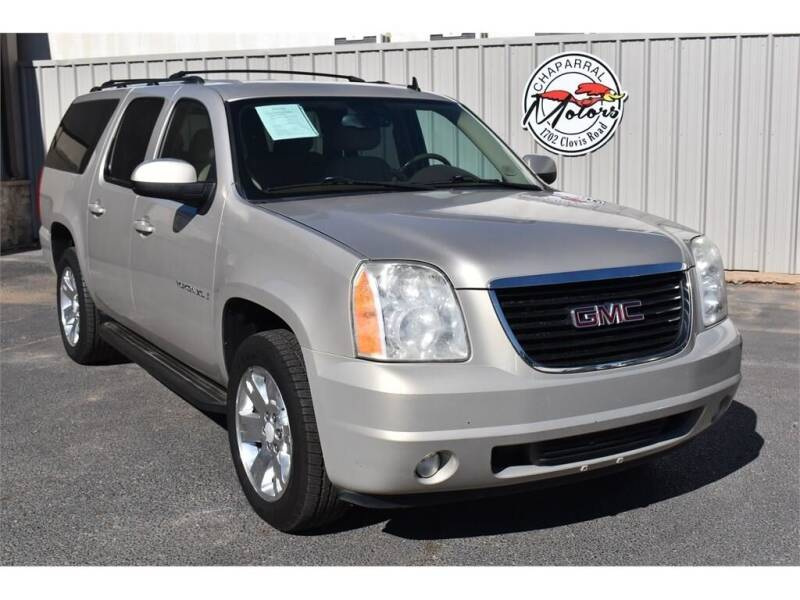 2008 GMC Yukon XL for sale at Chaparral Motors in Lubbock TX