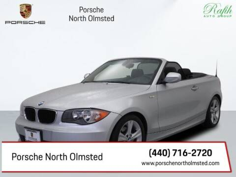 2010 BMW 1 Series for sale at Porsche North Olmsted in North Olmsted OH