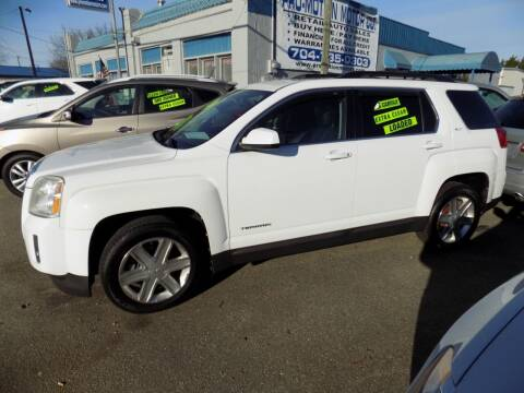 2011 GMC Terrain for sale at Pro-Motion Motor Co in Lincolnton NC