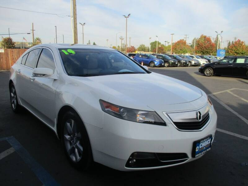 2014 Acura TL for sale at Choice Auto & Truck in Sacramento CA