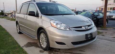 2008 Toyota Sienna for sale at Wyss Auto in Oak Creek WI
