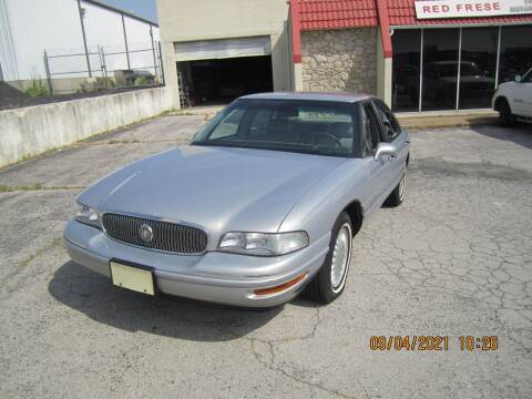1997 Buick LeSabre for sale at Competition Auto Sales in Tulsa OK