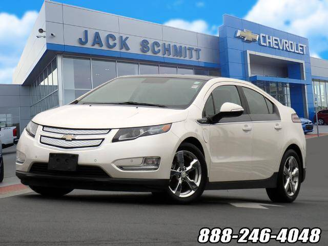 2012 Chevrolet Volt for sale at Jack Schmitt Chevrolet Wood River in Wood River IL