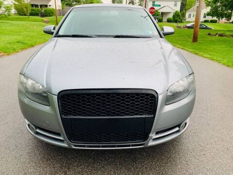 2007 Audi A4 for sale at Via Roma Auto Sales in Columbus OH