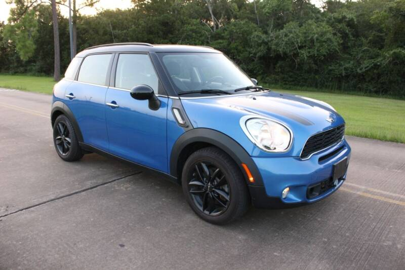 2013 MINI Countryman for sale at Clear Lake Auto World in League City TX